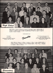 Page 10, 1958 Edition, Clifton Fine Central High School - Mountain Echo Yearbook (Star Lake, NY) online yearbook collection