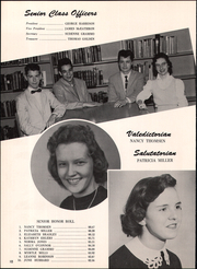 Page 14, 1958 Edition, Clifton Fine Central High School - Mountain Echo Yearbook (Star Lake, NY) online yearbook collection