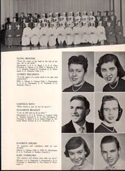 Page 15, 1958 Edition, Clifton Fine Central High School - Mountain Echo Yearbook (Star Lake, NY) online yearbook collection