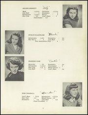 Page 11, 1948 Edition, Cincinnatus Central High School - Lion Yearbook (Cincinnatus, NY) online yearbook collection