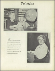 Page 7, 1948 Edition, Cincinnatus Central High School - Lion Yearbook (Cincinnatus, NY) online yearbook collection