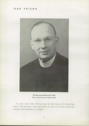 Page 16, 1949 Edition, DeSales High School - Salesian Yearbook (Geneva, NY) online yearbook collection