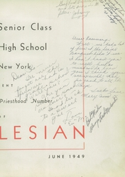Page 7, 1949 Edition, DeSales High School - Salesian Yearbook (Geneva, NY) online yearbook collection