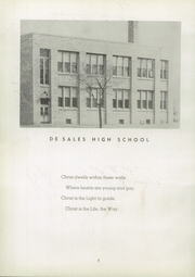 Page 8, 1949 Edition, DeSales High School - Salesian Yearbook (Geneva, NY) online yearbook collection