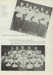 Page 9, 1949 Edition, DeSales High School - Salesian Yearbook (Geneva, NY) online yearbook collection