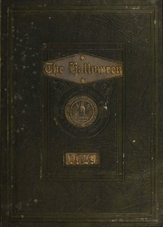Page 1, 1929 Edition, All Hallows High School - Halloween Yearbook (Bronx, NY) online yearbook collection