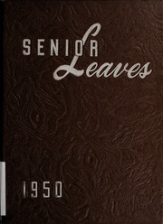 Frewsburg Central School - Senior Leaves Yearbook (Frewsburg, NY) online yearbook collection, 1950 Edition, Page 1