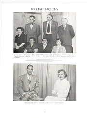 Page 10, 1953 Edition, Frewsburg Central School - Senior Leaves Yearbook (Frewsburg, NY) online yearbook collection