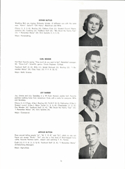 Page 17, 1953 Edition, Frewsburg Central School - Senior Leaves Yearbook (Frewsburg, NY) online yearbook collection
