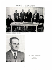 Page 7, 1953 Edition, Frewsburg Central School - Senior Leaves Yearbook (Frewsburg, NY) online yearbook collection