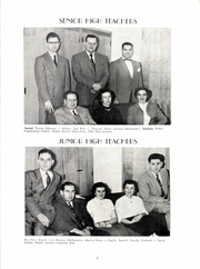 Page 9, 1953 Edition, Frewsburg Central School - Senior Leaves Yearbook (Frewsburg, NY) online yearbook collection