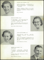 Page 16, 1955 Edition, Frewsburg Central School - Senior Leaves Yearbook (Frewsburg, NY) online yearbook collection