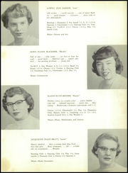 Page 17, 1955 Edition, Frewsburg Central School - Senior Leaves Yearbook (Frewsburg, NY) online yearbook collection
