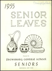 Page 5, 1955 Edition, Frewsburg Central School - Senior Leaves Yearbook (Frewsburg, NY) online yearbook collection