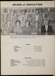 Page 10, 1958 Edition, Frewsburg Central School - Senior Leaves Yearbook (Frewsburg, NY) online yearbook collection