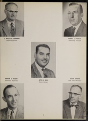 Page 11, 1958 Edition, Frewsburg Central School - Senior Leaves Yearbook (Frewsburg, NY) online yearbook collection