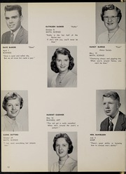 Page 16, 1958 Edition, Frewsburg Central School - Senior Leaves Yearbook (Frewsburg, NY) online yearbook collection