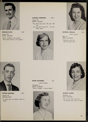 Page 17, 1958 Edition, Frewsburg Central School - Senior Leaves Yearbook (Frewsburg, NY) online yearbook collection