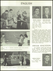 Page 14, 1959 Edition, Frewsburg Central School - Senior Leaves Yearbook (Frewsburg, NY) online yearbook collection