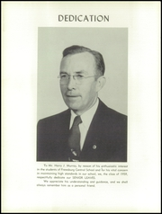 Page 8, 1959 Edition, Frewsburg Central School - Senior Leaves Yearbook (Frewsburg, NY) online yearbook collection