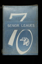 Frewsburg Central School - Senior Leaves Yearbook (Frewsburg, NY) online yearbook collection, 1970 Edition, Page 1