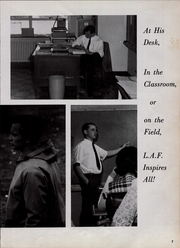 Page 11, 1970 Edition, Frewsburg Central School - Senior Leaves Yearbook (Frewsburg, NY) online yearbook collection
