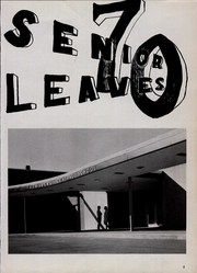 Page 5, 1970 Edition, Frewsburg Central School - Senior Leaves Yearbook (Frewsburg, NY) online yearbook collection