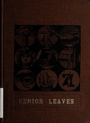 Frewsburg Central School - Senior Leaves Yearbook (Frewsburg, NY) online yearbook collection, 1971 Edition, Page 1