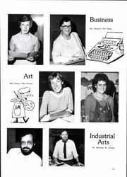 Page 15, 1983 Edition, Frewsburg Central School - Senior Leaves Yearbook (Frewsburg, NY) online yearbook collection
