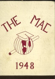 Page 1, 1948 Edition, McGraw High School - Mac Yearbook (Mcgraw, NY) online yearbook collection
