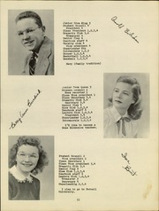Page 15, 1948 Edition, McGraw High School - Mac Yearbook (Mcgraw, NY) online yearbook collection