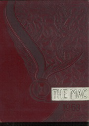 1953 Edition, McGraw High School - Mac Yearbook (Mcgraw, NY)