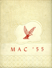 1955 Edition, McGraw High School - Mac Yearbook (Mcgraw, NY)