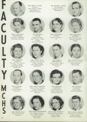 Page 14, 1955 Edition, McGraw High School - Mac Yearbook (Mcgraw, NY) online yearbook collection