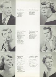 Page 17, 1955 Edition, McGraw High School - Mac Yearbook (Mcgraw, NY) online yearbook collection