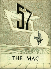1957 Edition, McGraw High School - Mac Yearbook (Mcgraw, NY)