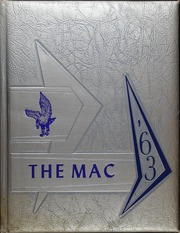 1963 Edition, McGraw High School - Mac Yearbook (Mcgraw, NY)