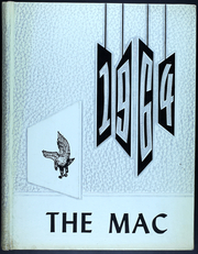 Page 1, 1964 Edition, McGraw High School - Mac Yearbook (Mcgraw, NY) online yearbook collection