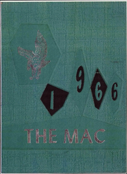 1966 Edition, McGraw High School - Mac Yearbook (Mcgraw, NY)