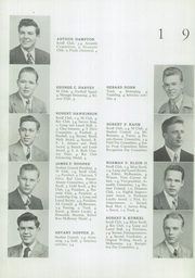 Page 10, 1947 Edition, McBurney School - Lamp and Laurel Yearbook (New York, NY) online yearbook collection
