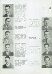 Page 12, 1947 Edition, McBurney School - Lamp and Laurel Yearbook (New York, NY) online yearbook collection