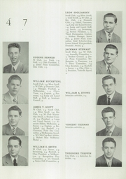 Page 13, 1947 Edition, McBurney School - Lamp and Laurel Yearbook (New York, NY) online yearbook collection