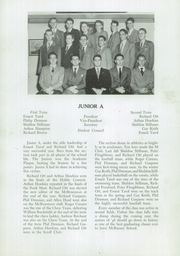 Page 16, 1947 Edition, McBurney School - Lamp and Laurel Yearbook (New York, NY) online yearbook collection