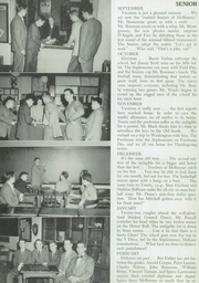 Page 6, 1947 Edition, McBurney School - Lamp and Laurel Yearbook (New York, NY) online yearbook collection