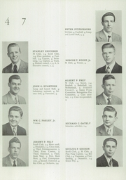 Page 9, 1947 Edition, McBurney School - Lamp and Laurel Yearbook (New York, NY) online yearbook collection
