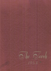 Page 1, 1954 Edition, North High School - Torch Yearbook (Syracuse, NY) online yearbook collection