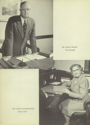 Page 12, 1954 Edition, North High School - Torch Yearbook (Syracuse, NY) online yearbook collection