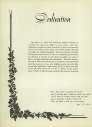 Page 8, 1954 Edition, North High School - Torch Yearbook (Syracuse, NY) online yearbook collection
