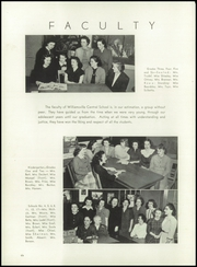 Page 10, 1949 Edition, Williamsville High School - Searchlight Yearbook (Williamsville, NY) online yearbook collection