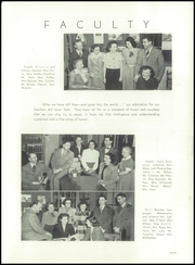 Page 11, 1949 Edition, Williamsville High School - Searchlight Yearbook (Williamsville, NY) online yearbook collection